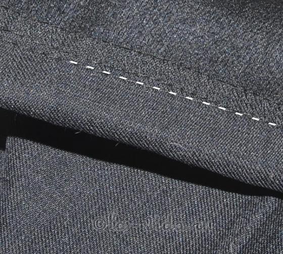 модели вязаных платьев машинная вязка